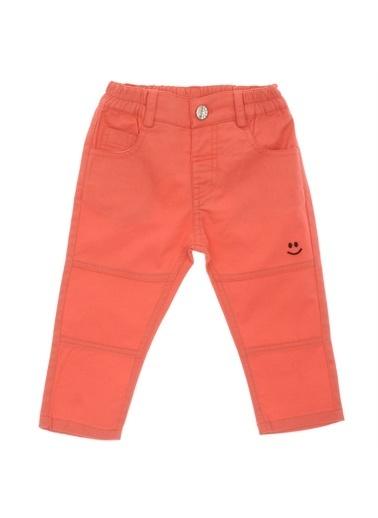Panço Erkek Bebek Pantolon 19111090100 Kırmızı